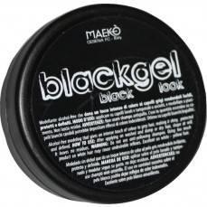 BlackGel Ősz Hajszálakat Eltüntető Hajformázó Zselé 300ml