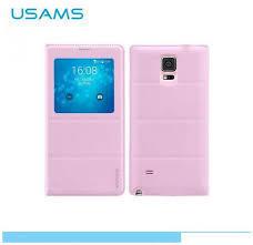 USAMS Flip Samsung N910C Galaxy Note 4
