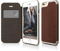 elago S6 Leather Flip iPhone 6