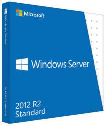 Microsoft Windows Server 2012 Standard R2 (2 CPU, 2 VM) S26361-F2567-D423