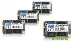 GOODRAM C100 240GB mSATA SSDPR-C100M-240