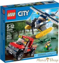 LEGO City - Hidroplános hajsza (60070)