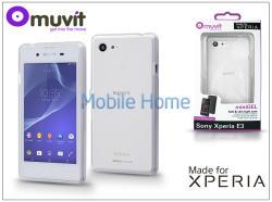 muvit miniGel Sony Xperia E3 D2203
