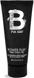 TIGI For Men Power Play Firm Finish Erős Hajzselé 200ml