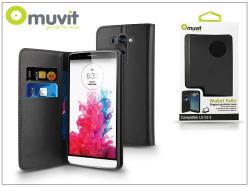 muvit Wallet Folio LG G3 S D722