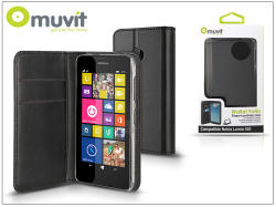 muvit Wallet Folio Nokia Lumia 530