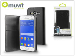 muvit Wallet Folio Samsung G355 Galaxy Core 2