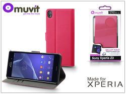 muvit Wallet Folio Sony Xperia Z3 D6603