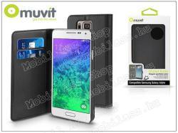 muvit Wallet Folio Samsung G850 Galaxy Alpha