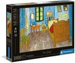 Clementoni Museum Collection - Van Gogh - Van Gogh szobája Arles-ban 1000 db-os