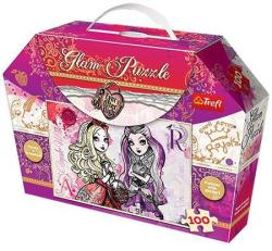 Trefl Ever After High Raven Queen és Apple White 100 db-os