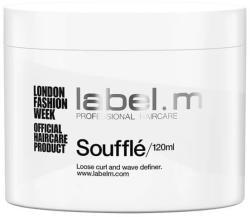 label. m Souffle Hajformázó Krém 120ml