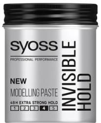 Syoss Invisible Hold Hajformázó Krém 100ml