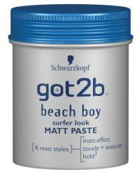 Schwarzkopf got2b Beach boy Hajformázó Krém 100ml
