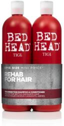 TIGI Bed Head Resurrection Duo intenzív hidratáló sampon+kondicionáló 750ml+750ml