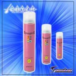 Carin Haircosmetics Synergetix Hajlakk 300ml