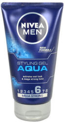Nivea For Men Aqua Gel Vizes Hatású Zselé 150ml
