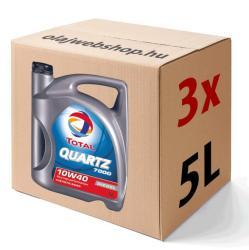 Total Quartz Diesel 7000 10W40 15L