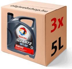 Total Quartz Ineo ECS 5W30 15L