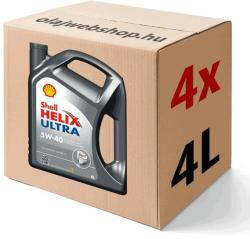 Shell Helix Ultra 5W40 16L