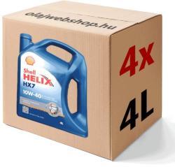 Shell Helix HX7 10W40 16L