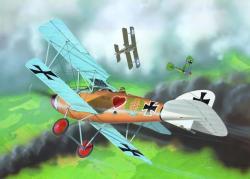 Revell Albatros D.III 1/72 4062