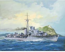 Revell HMS Kelly 1/700 5120