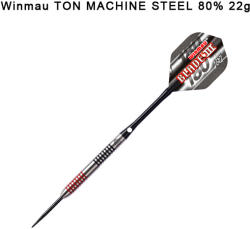 Winmau Ton Machine 80 steel 22g