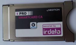 NEOTION Irdeto PRO 6 SMARTCARD CA