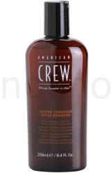 American Crew Power Cleanser Style Remover sampon normál hajra 250ml