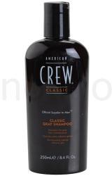 American Crew Classic Gray hamvasító sampon 250ml