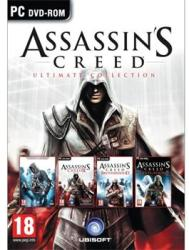 Ubisoft Assassin's Creed Ultimate Collection (PC)