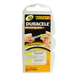 Duracell DA10N6 (6) Easytab