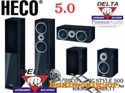HECO Music Style 500 5.0