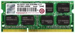 Transcend 8GB DDR3 1600MHz TS1GSK64V6H