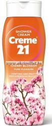 Creme 21 Cherry Blossom Cseresznyevirág Tusfürdő 250ml