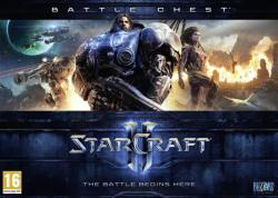 Blizzard Starcraft II Battle Chest (PC)