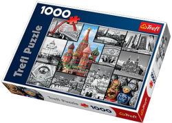 Trefl Moszkva kollázs 1000 db-os (10380)