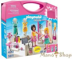 Playmobil Hordozható butik (5611)