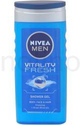 Nivea Men Vitality Fresh Tusfürdő 250ml