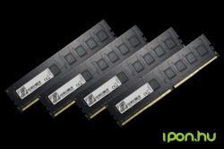 G.SKILL 32GB (4x8GB) DDR4 2400MHz F4-2400C15Q-32GNT