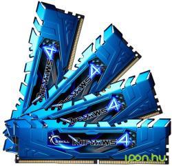 G.SKILL 32GB (4x8GB) DDR4 2666MHz F4-2666C16Q-32GRB