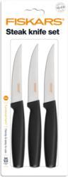 Fiskars Functional Form Steak Kés Készlet 3db 1014280 (102659)