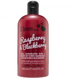 I Love Cosmetics Raspberry & Blackberry Tusfürdő 500ml
