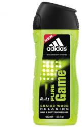 Adidas Pure Game 2 In 1 Férfi Tusfürdő 400ml