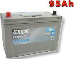 Exide Premium 12V 95Ah 800A Bal+ (EA955)