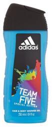 Adidas Team Five Férfi Tusfürdő 400ml