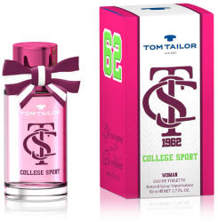Tom Tailor Est. 1962 College Sport Woman EDT 50ml