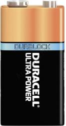 Duracell 9V Ultra power 6LR61 (1)