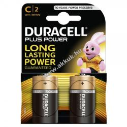 Duracell C Baby Plus LR14 (2)